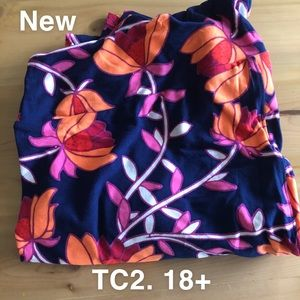 Lularoe TC2 leggings Tall & Curvy size 18+ new